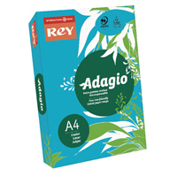 Compare prices for Adagio Intense Deep Blue A4 Coloured Card 160gsm Pack of 250 201.122