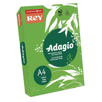 Compare prices for Adagio Intense Deep Green A4 Coloured Card Pack of 250 201.1221