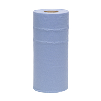 Compare prices for 2Work 10 Inch Paper Roll Blue HR2240