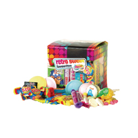 Compare prices for Chewbz Retro Sweets Cube Assorted 1201052