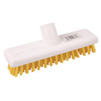Compare prices for Robert Scott Washable Deck Scrub Yellow WDHYYE05L