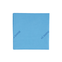 Compare prices for Robert Scott Hi-Shine Shine Cloth Blue 40x40cm Pack of 10 IDHB410O