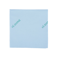 Compare prices for Robert Scott Hi-Shine Cloth Green 40x40cm Pack of 10 MIDHG410O