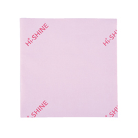Compare prices for Robert Scott Hi-Shine Cloth Red 40x40cm Pack of 10 MIDHP410O