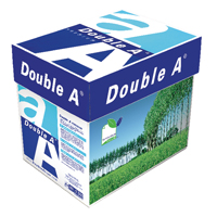 Compare prices for Double A White Premium A4 Paper 80gsm 500 Sheets Pack of 2500 361363