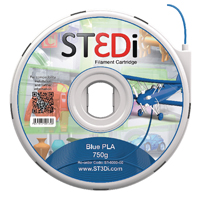 Compare prices for ST3Di Blue PLA 3D Printing Filament 750g 3D-FL-ST-6003-00