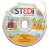 Compare prices for ST3Di Yellow PLA 3D Printing Filament 750g ST-6004-00