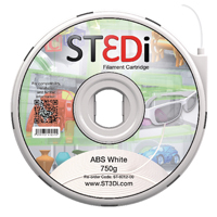 Compare prices for ST3Di White ABS 3D Printing Filament 750g ST-6012-00