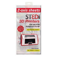 Compare prices for ST3Di Adhesive Z-Axis Sheets 300x150mm For ModelSmart Pro 280 ST-9002-