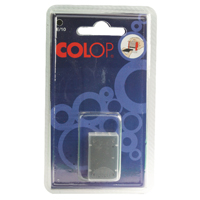 Compare prices for Colop E10 Replacement Pad Black Pack of 2 E10BK