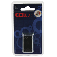 Compare prices for Colop E20 Replacement Pad Black Pack of 2 E20BK