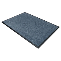 Compare prices for Doortex Blue Dust Control Door Mat 600x900mm 46090DCBLV