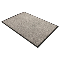 Compare prices for Doortex Black and White Dust Control Door Mat 900x1500mm 49150DCBWV
