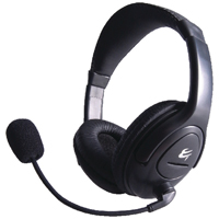 Compare prices for Computer Gear HP 512 Multimedia Stereo Headset With Boom Microphone 24