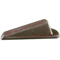 Compare prices for BDS Door Wedge Heavy Duty Brown 9133