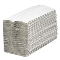 Compare prices for 2Work White 1-Ply C-Fold Hand Towel Pack of 2880 HC128WH