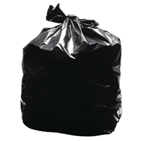 Compare retail prices of 2Work Black Light Duty Refuse Sacks Pack of 200 KF73375 to get the best deal online