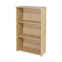 Compare prices for Jemini 1200mm Medium Bookcase Ferrera Oak KF73513