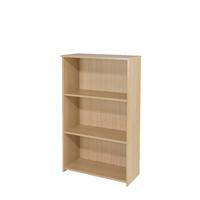 Compare prices for Jemini 1200mm Medium Bookcase Warm Maple KF73834