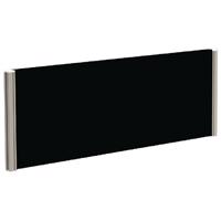 Compare prices for Jemini 1200mm Black Straight Desk Screen KF73912