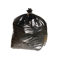 Compare retail prices of 2Work Black Extra Heavy Duty Refuse Sacks 90 Litres Pack of 200 KF76 to get the best deal online