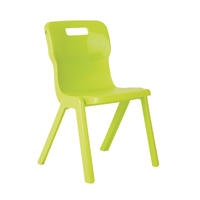 Compare prices for Titan 1 Piece Room 350mm Lime Pack of 10 KF78558
