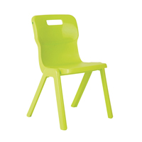 Compare prices for Titan 1 Piece Room 380mm Lime Pack of 30 KF78625