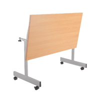 Compare prices for Jemini 1200mm Flip Top Table Beech KF838319