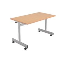 Compare prices for Jemini 1200mm Flip Top Table Oak KF838320