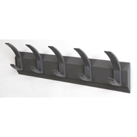 Compare retail prices of Acorn Wall Mounted Coat Rack With 5 Hooks 319875 to get the best deal online