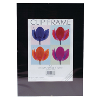 Compare prices for Photo Album Company Announce A4 Clip Frame PHT00075