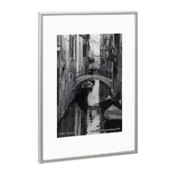 Compare prices for Photo Album Company Brushed Aluminium A2 Certificate Frame PAAFA2B