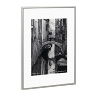 Compare prices for Photo Album Company Brushed Aluminium A1 Certificate Frame PAAFA1B
