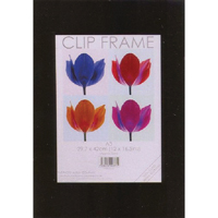 Compare prices for Photo Album Company Announce A2 Clip Frame PHT00132