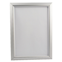 Compare prices for Photo Album Company Aluminium A4 Promote It Frame PAPFA4B
