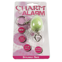 Compare prices for Securikey Charm Alarm Assorted PACASA