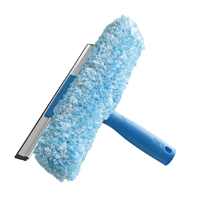 Compare prices for Unger 2 in 1 Window Combi Squeegee and Scrubber 250mm 945134