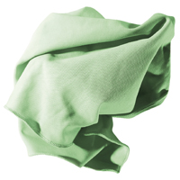 Compare prices for Unger Glass Microfibre Cloth 400 x 400mm Green 95516D