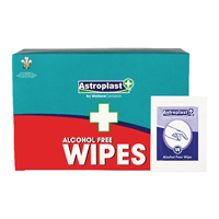 Compare prices for Wallace Cameron Alcohol-Free Wipes Pack of 100 1602014