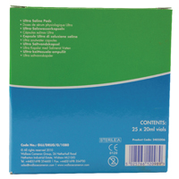Compare prices for Wallace Cameron 20ml Saline Eye Pods Pack of 25 2404042