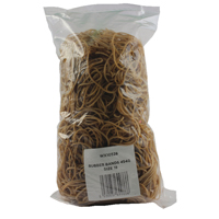 Compare prices for Whitecroft Size 18 Rubber Bands Pack of 454g 2360306