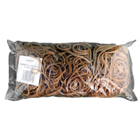Compare retail prices of Whitecroft Assorted Size Rubber Bands Pack of 454g 3243494 to get the best deal online