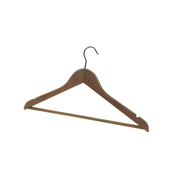office coat hanger. Alba Wooden Coat Hanger Pack Of 25 PMBASICBO Office A