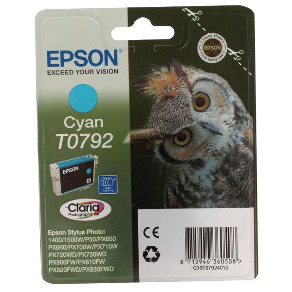 Epson E-T0792 (Single Cartridge)