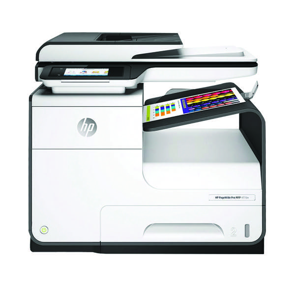 Hp Pagewide Pro Multifunction 477dw Printer D3q20b