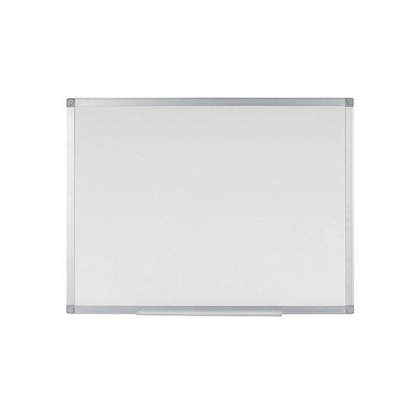 Q-Connect Aluminium Frame 1800x1200mm Whiteboard 54034623 KF37017 ...
