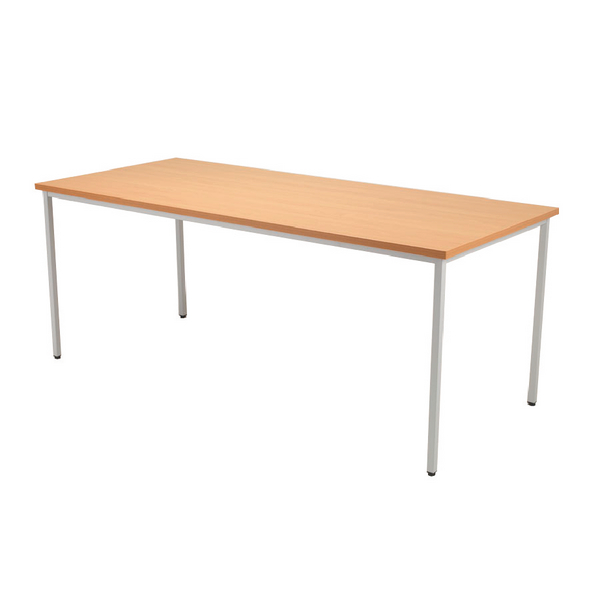 Compare prices for Jemini 1200x800mm Beech Rectangular Table KF72370