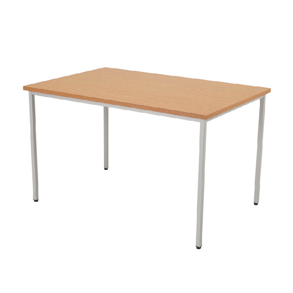 Compare prices for Jemini 1200x800mm Oak Rectangular Table KF72371