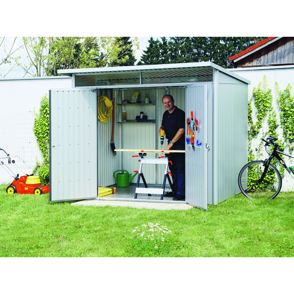 storage shed office. Simple Office VFM Large Metallic Garden Storage Shed With Office S
