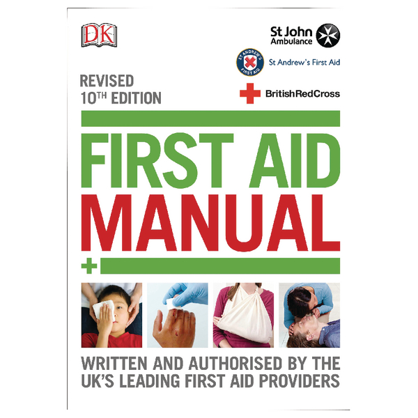 st john ambulance first aid manual 10th edition p95145 halcyon office rh halcyonuk com first aid manual - revised 10th edition 2016 pdf first aid manual 10th edition changes